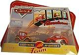 Mattel–m9648–Auto–Cars Pit Crew Sally/Lizzie