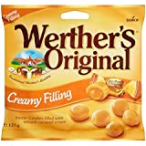 Werthers cremoso relleno 125g