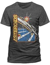 Lustiges Damen T-Shirt mit Dinosaurier Dino Selfie Asteroid Glitter 6x9 Slim
