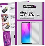 dipos I 2X Schutzfolie klar passend für Nubia Z18 Mini Folie Bildschirmschutzfolie