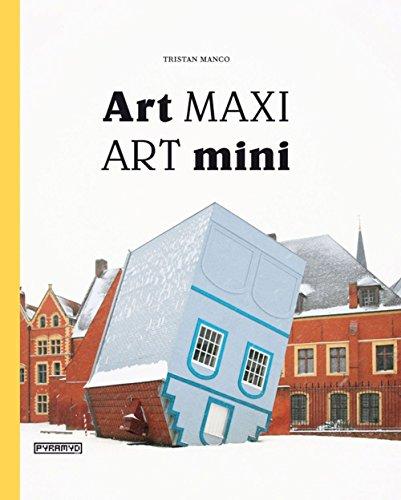 Art maxi / Art mini par Tristan Manco