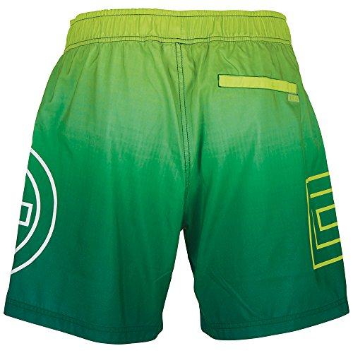 Chiemsee–LENJO Swims pantaloncini Verde alpino