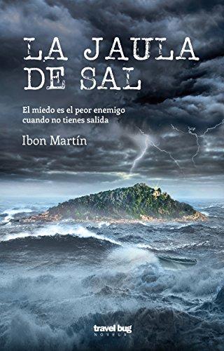 La jaula de sal (Los crímenes del faro nº 4) (Spanish Edition)