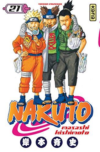 Naruto, tome 21 par Masashi Kishimoto