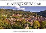 Heidelberg - Meine Stadt (Wandkalender 2018 DIN A3 quer): Stimmungsvolle Fotografien aus Heidelberg (Monatskalender, 14 Seiten ) (CALVENDO Orte) ... 06, 2017] Heidelberg-Photography.de, k.A - k.A. Heidelberg-Photography.de