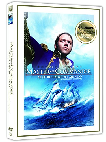 Master & Commander - Bis ans Ende der Welt (Master and Commander: The Far Side of the World, Spanien Import, siehe Details für