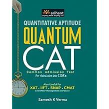 Arihant Quantum CAT - Quantitative Aptitude Book