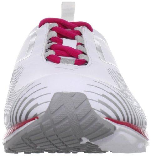 Puma Faas Lite Wns corsa scarpa White/Puma Silver/ Bianco