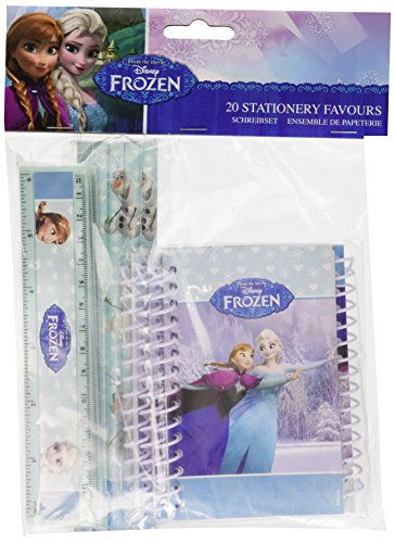 Amscan International Frozen 20pc Stationery Set