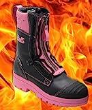 EWS 92053 Feuerwehr Stiefel Pink Fi...