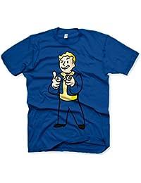 Fallout T-Shirt  Vault Boy Charisma