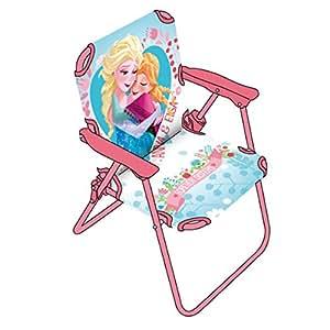 ARDITEX WD8454 Frozen Chaise pliante pour Enfant Tissu 38 x 32 x 53 cm