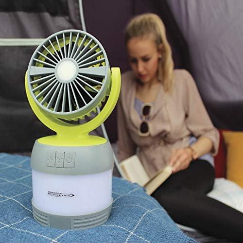 Outdoor Revolution - Lanterna USB 3 in in in 1 Lumi Fan B07NCLQSX1 Parent   Di Modo Attraente    Design lussureggiante    Alta qualità ed economico  4ac791