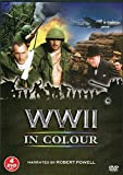 WWII IN COLOUR 4 DVD Gift Set [UK Import]