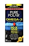 PURE POLAR Omega-3 DS Shrimp Öl mit circa 10x mehr