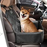 matcc pet car booster seat pet dog car supplies waterproof pet car seat cover single front seat with safety leash pet car carriers puppy travelling seat protector MATCC Pet Car Booster Seat Pet Dog Car Supplies Waterproof Pet Car Seat Cover Single Front Seat with Safety Leash Pet Car Carriers Puppy Travelling Seat Protector 51pKw2tCBNL