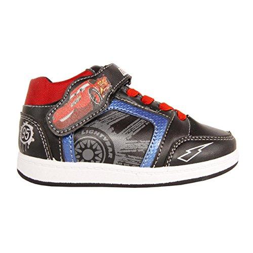 Disney Zapatillas Abotinadas Negro/Rojo EU 30