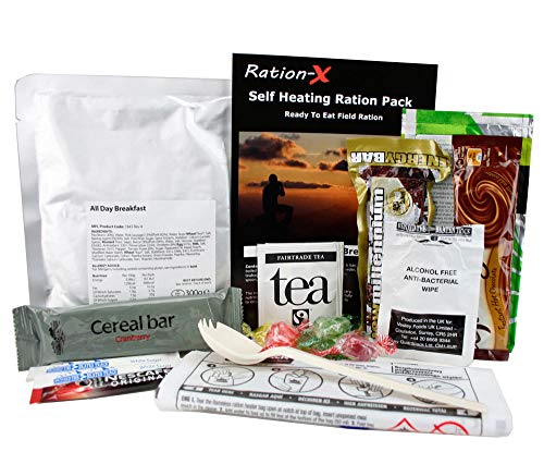 Self Heating Field Ration Pack R...