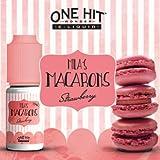 Liquido Pronto Americano Mila-s Macaron Strawberry 10ml