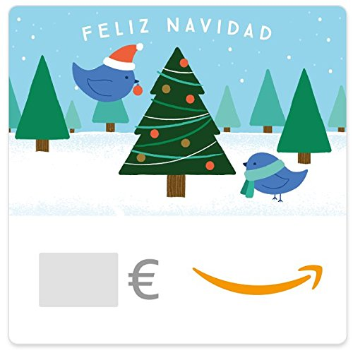 Cheque Regalo de Amazon.es - E-Cheque Regalo - Pajaritos de ...