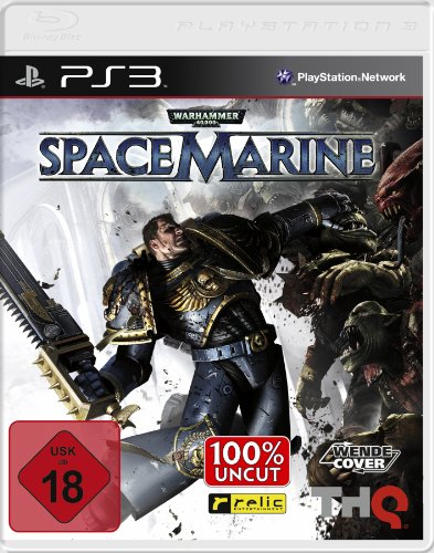 Warhammer 40,000 - Space Marine [Software Pyramide] Pyramide Marine