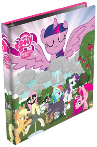 Enterplay 29110 - My Little Pony Trading Card Album Princess