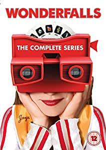 Wonderfalls - The Complete Series [DVD] [Import anglais]