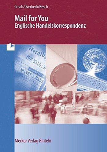 Mail for You: Englische Handelskorrespondenz