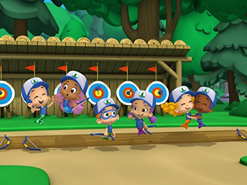 Bubble Guppies Cover