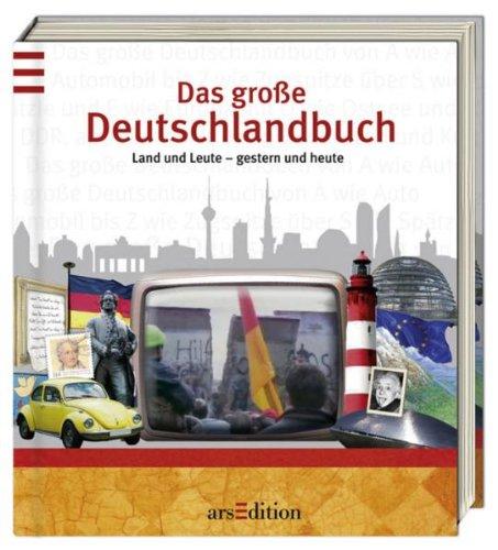 Das große Deutschlandbuch