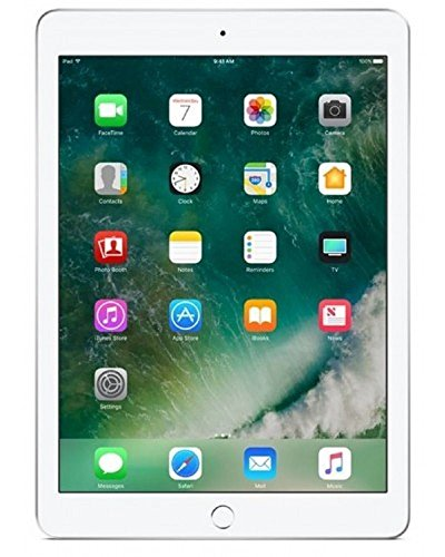 Apple iPad 9.7 (2018) WiFi 32GB Plata SIM Free