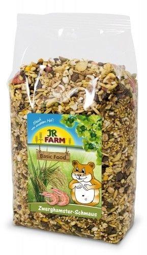 JR-Farm Zwerghamster-Schmaus 600g