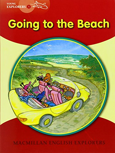 Explorers Young 1 Going to the Beach: 1f (MAC Eng Expl Readers)