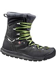 Salewa Snowcap Waterproof-Halbhoher Winterstiefel Herren, Zapatos de High Rise Senderismo para Hombre, Negro (Carbon 0768), 39 EU