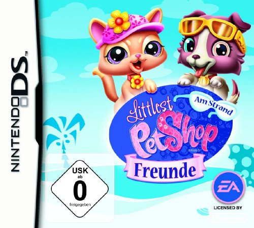Littlest Pet Shop: Freunde am Strand - Shop Pet Ds-littlest