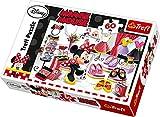 Trefl - 17225 - Puzzle - Disney Minnie Mouse - Achats - 60 Pièces