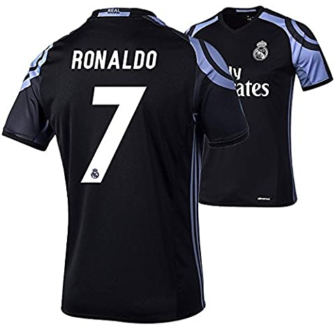 Trikot Adidas Real Madrid 2016-2017 Champions League (Ronaldo 7, 176)