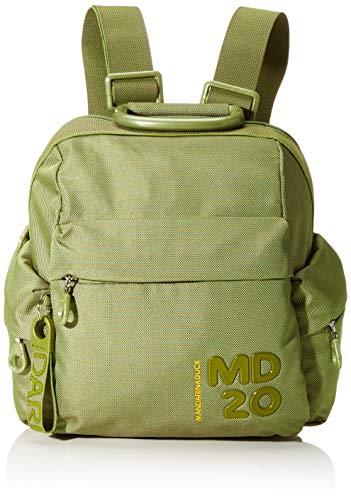 Mandarina Duck Md20 Pop Tracolla, Zaino Donna, Verde (Guacamole), 24x26x14 cm (W x H x L)