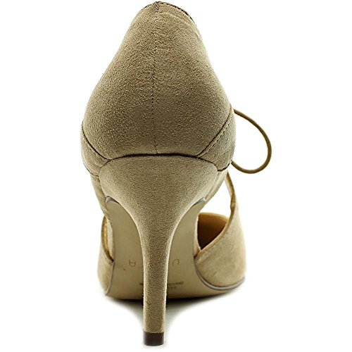 Unisa Heira Spitz Faux Wildleder Stöckelschuhe Medium Natural