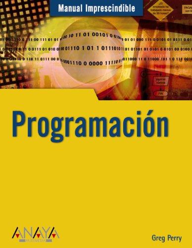 Programación (Manuales Imprescindibles)