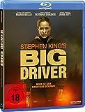 Big Driver - Blu-ray