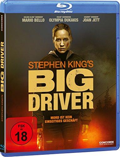 Big Driver [Blu-ray]