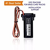 #9: ArtTech SinoTrack GPS Tracker Waterproof GSM based GPS tracker for Car Bike Truck vehicle tracking with online software APP