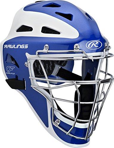 Rawlings Erwachsene Pro Preferred Hockey Stil Catcher Helm, 71/8–73/4 Einheitsgröße Matte Royal (Catchers Rawlings Ausrüstung)