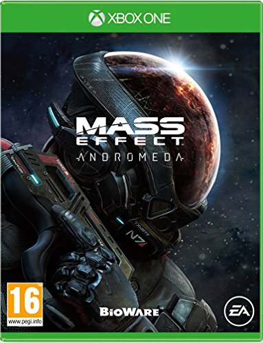 Mass Effect: Andrómeda