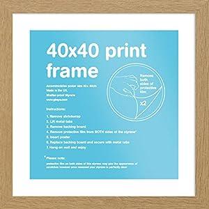 GB Eye FMPNA1BH Rahmen 40 x 40cm