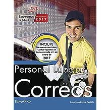 Personal Laboral. Correos. Temario