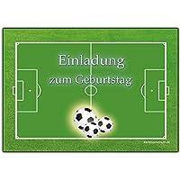 Suchergebnis Auf Amazon De Fur Einladung Fussball Geburtstag
