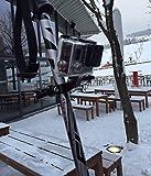 Skistock Halter für GoPro 1-4 Skistockhalter stabhalter Rohrmontage Halter Snowboarding Skiing