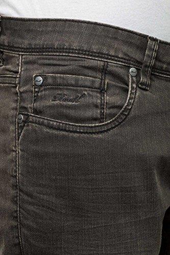 REELL Men Jeans Spider Artikel-Nr.1102-001 - 01-001 Dust Grey